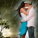 Boy n Girl Exotic Beach Kiss logo