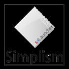 Simplism theme for ssLauncher icon