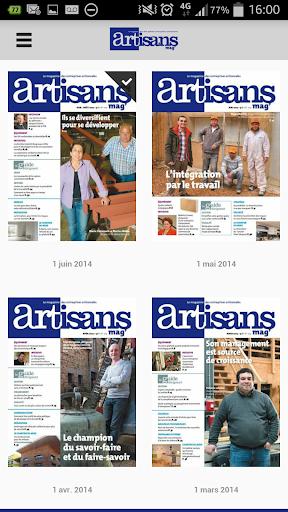 Artisans Mag'