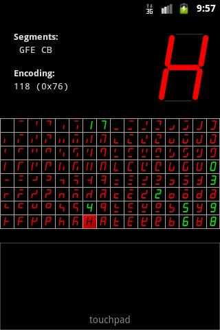 7LED Gratis- screenshot