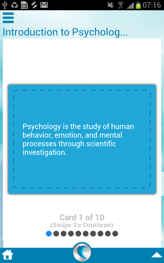 how to pass psychology 101
