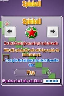 Matica Spinball- screenshot thumbnail