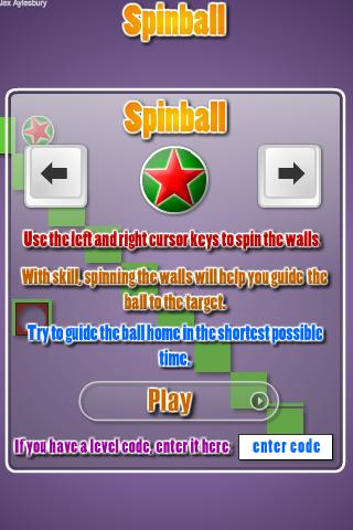 Matica Spinball- screenshot