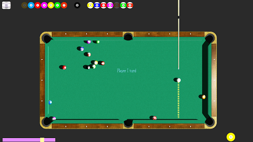 Billiards Pool 3D Game