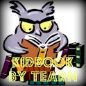 KidBook: Bugs logo