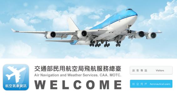 航空氣象資訊
