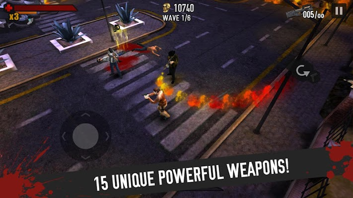 Redentor: Mayhem - Screenshot
