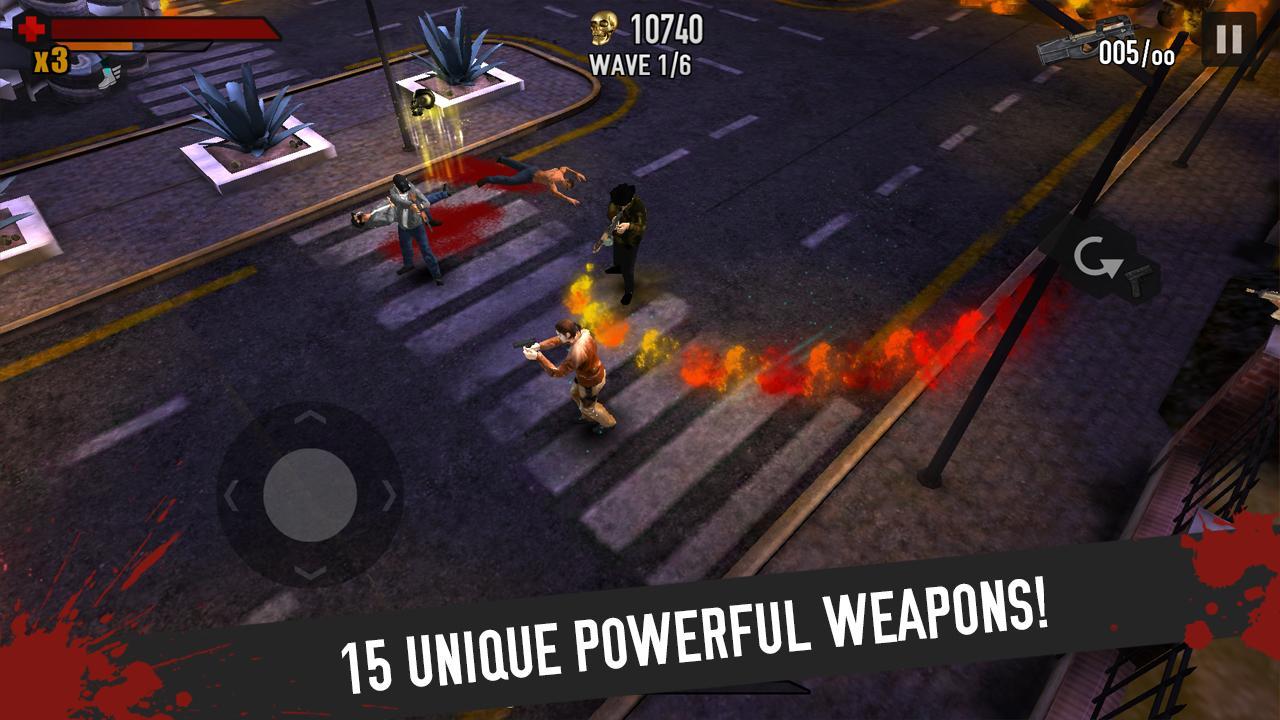 Redeemer: Mayhem - screenshot