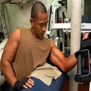 Arm Workout App