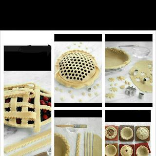 Cheese n Onion Pie