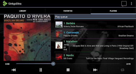 DLNA Player- screenshot thumbnail