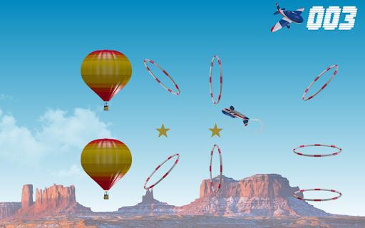 【免費街機App】Crazy Pilot-APP點子