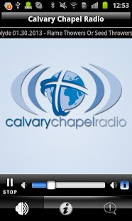 Calvary Chapel Radio - screenshot thumbnail