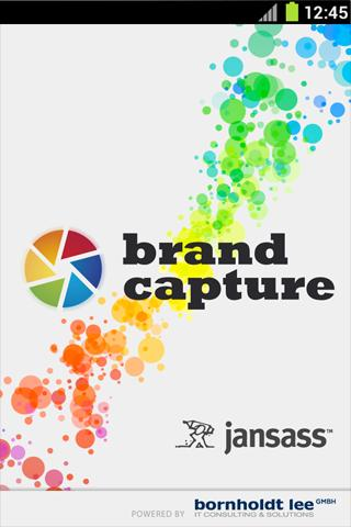BrandCapture- screenshot