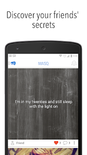 MASQ Share & Discover Secrets- screenshot thumbnail
