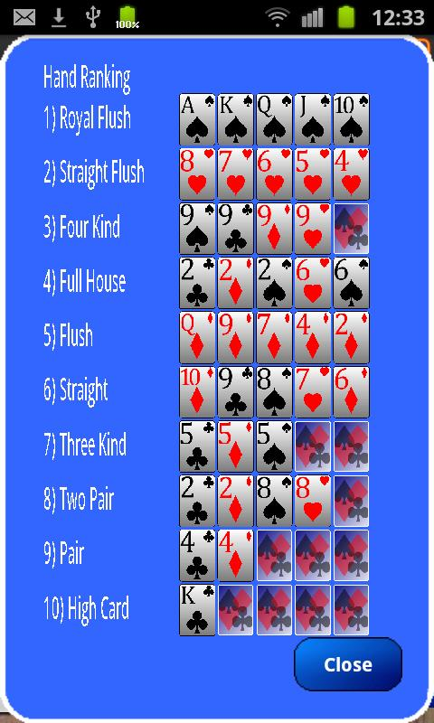 PlayTexas Hold'em Poker - screenshot