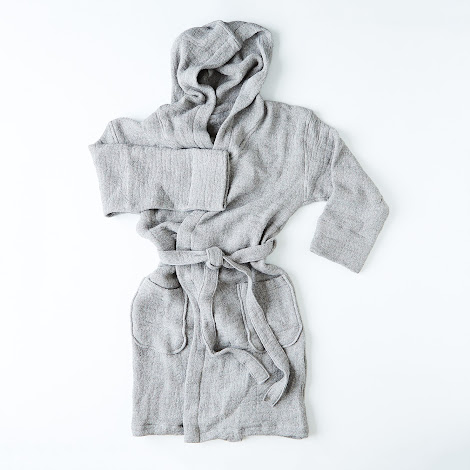 Lana Extra Soft Cotton Robe