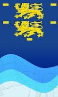 Screenshot of Vaarkaart West-Friesland