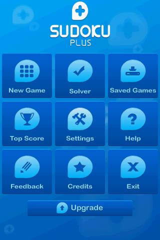 Sudoku Plus Lite - screenshot