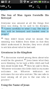 GOD'S WORD Translation Bible