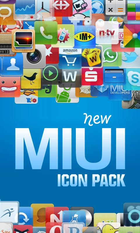 LP New MIUI Icon Pack *Free* - screenshot