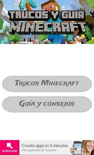 Trucos Minecraft