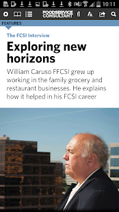 Foodservice Consultant- screenshot thumbnail
