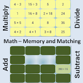 Maths - Arithmetic Memory Game