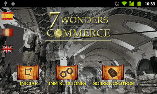 7 Wonders Commerce