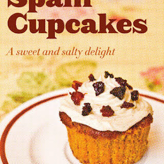 Spam Cupcakes – A Sweet and Salty Delight.
