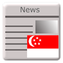 News and magazines Singapore icon