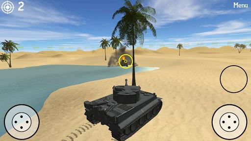 世界大战2 坦克