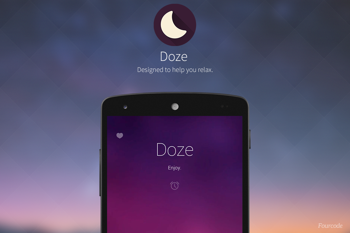 Doze - Relaxing Music- screenshot