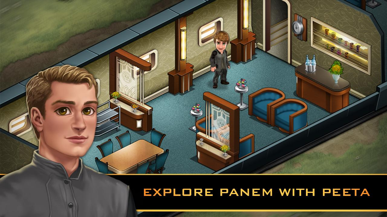 The Hunger Games Adventures- screenshot