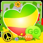 GO SMS Pro Reggae Theme icon