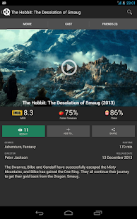 Movies by moviie.com - screenshot thumbnail