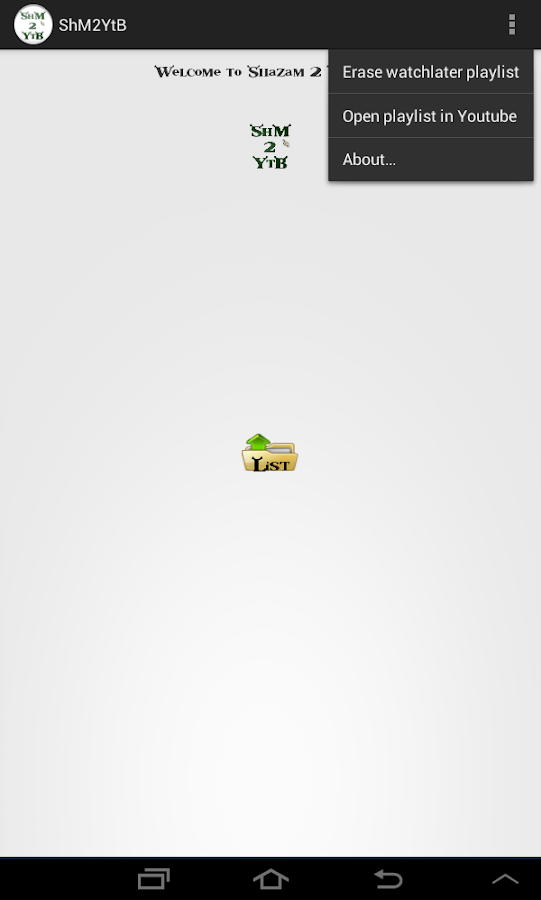 ShzM 2 YtB - screenshot