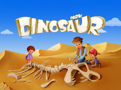 Dinosaur Park - Dig Jurassic
