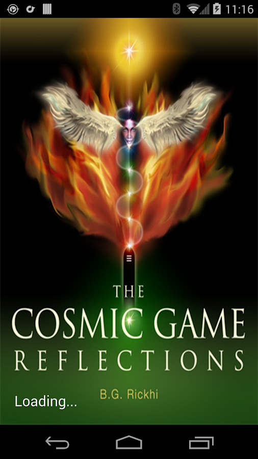 The Cosmic Game- screenshot