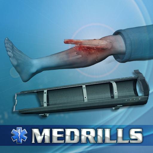 Medrills: Fracture 醫療 App LOGO-硬是要APP