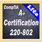 CompTIA A+ 220-802 LITE