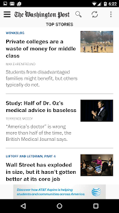 The Washington Post - screenshot thumbnail