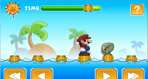 Zombie Vs Mario