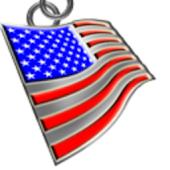 US Flag Live Wallpaper