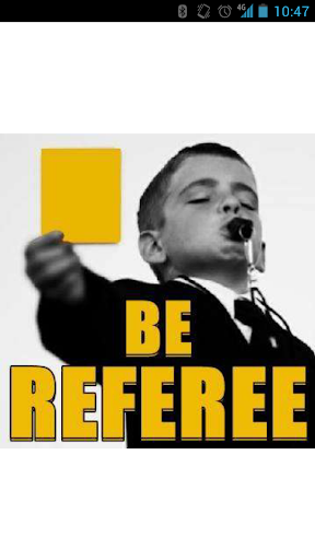 Be Referee