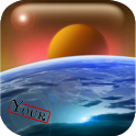 3D Planet LiveWallpaper icon