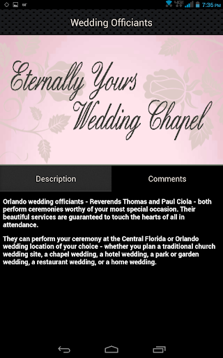 Eternally Yours Wedding Chapel