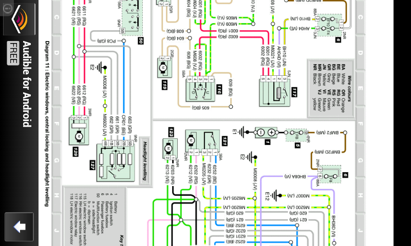 Citron Saxo Wiring Diagrams Android Apps on Google Play