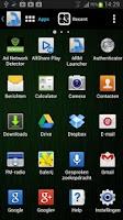 Screenshot of ARM Launcher