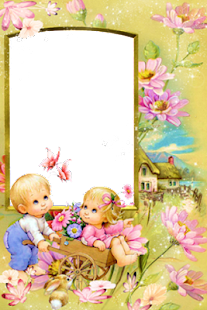 Kids And Baby Frames - náhled